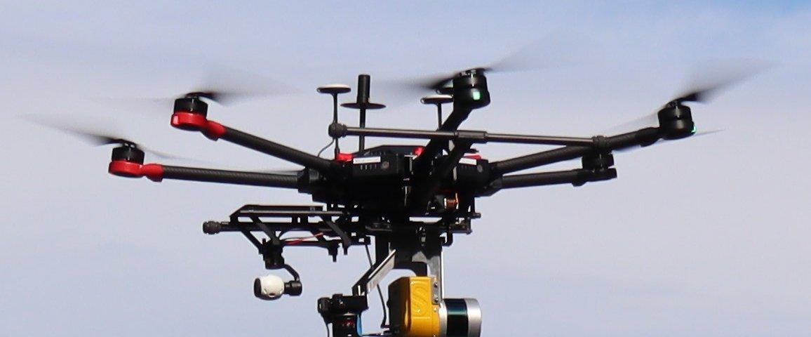ドローンレーザ測量・写真測量・斜め写真・動画撮影