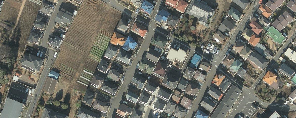 デジタル空中写真撮影